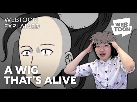 A WIG THAT'S ALIVE  - Tales of the Unusual
