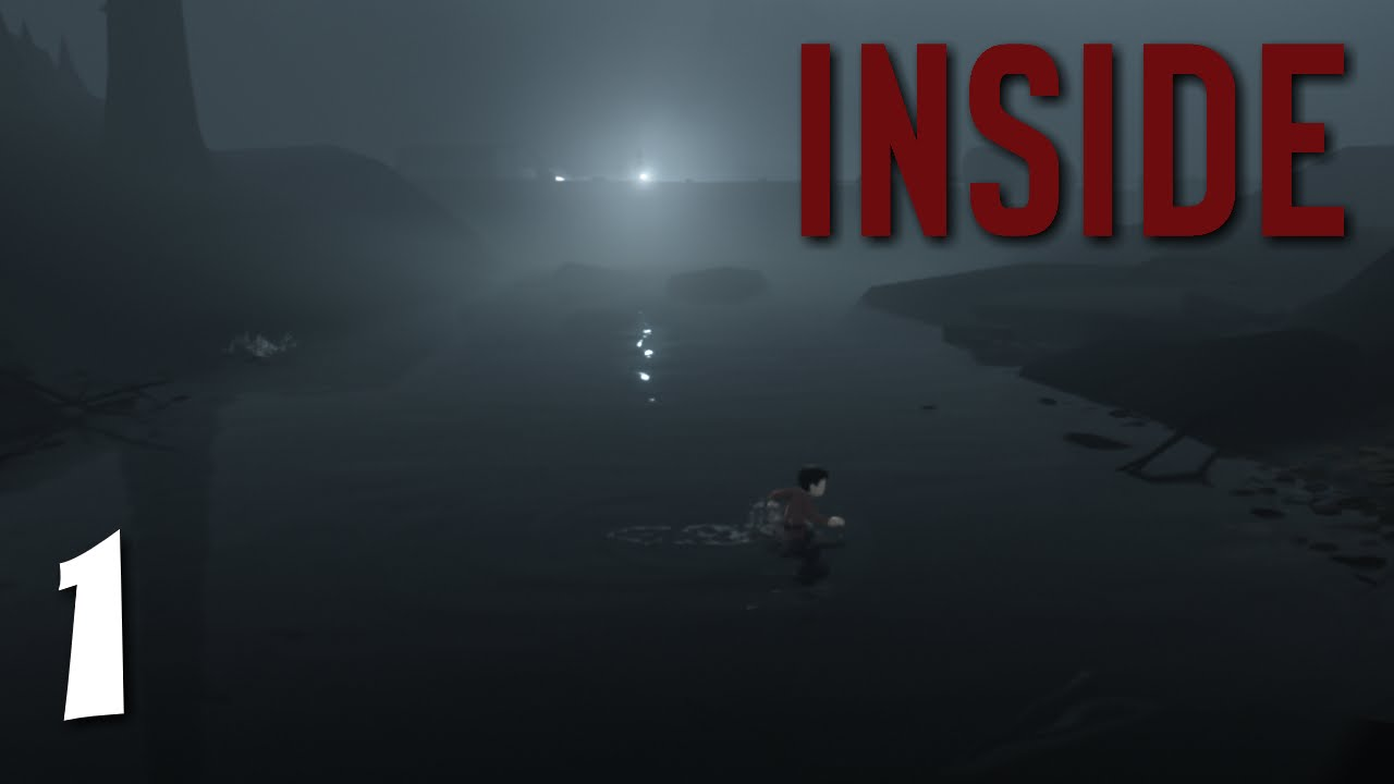 INSIDE Gameplay - Part 1 - Walkthrough (No Commentary)