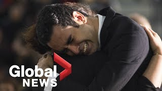 Canada Mourns: Vigil held in Alberta for Iran plane crash victims