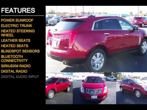 2015 cadillac srx luxury collection sulphur springs tx mt pleasant tx youtube. Black Bedroom Furniture Sets. Home Design Ideas