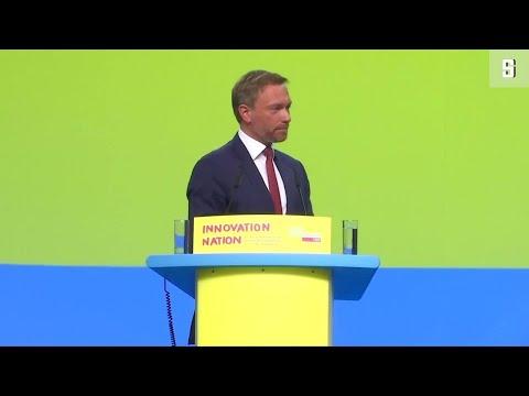 Kritik am FDP-Chef: Wirbel um Lindner-Äußerung über Migranten