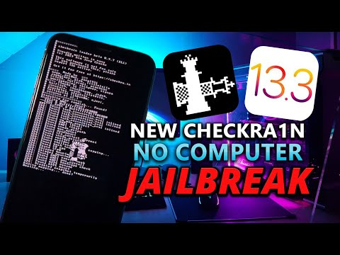 How to Jailbreak iOS 13 - iOS 13.3 with Checkra1n & Cydia NO COMPUTER! (UnTethered A13 Supported)