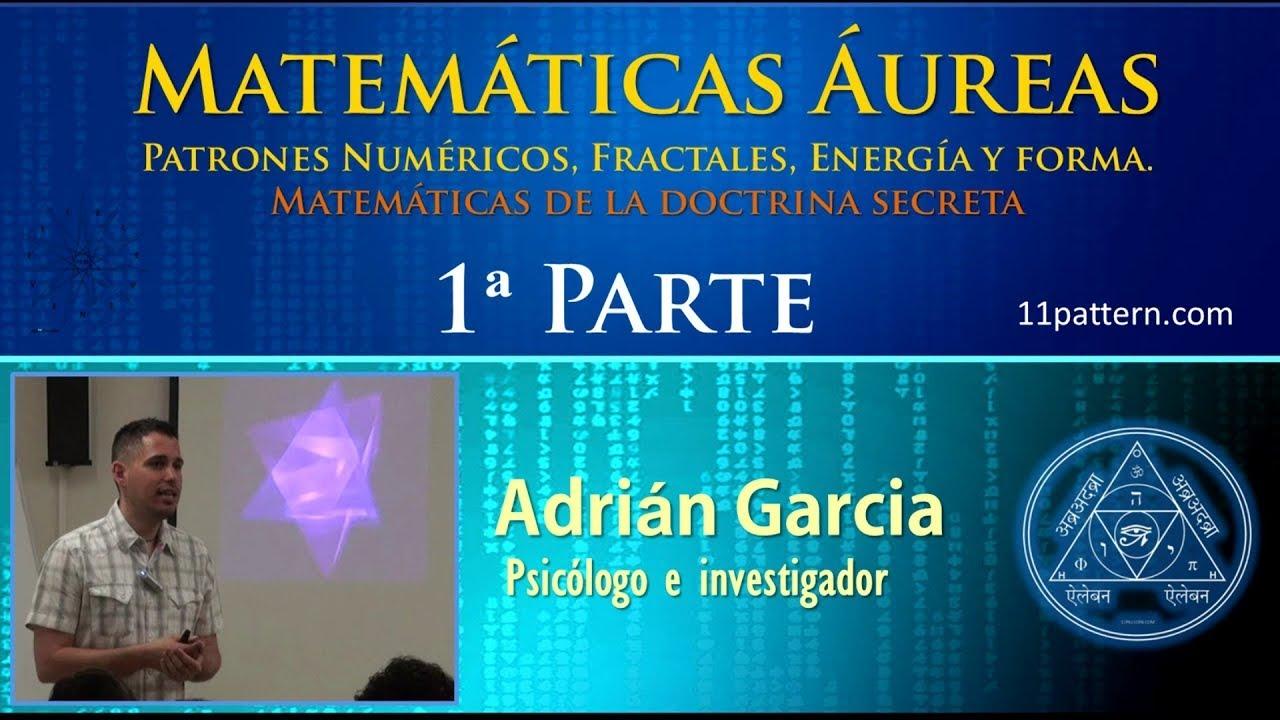 Formación de Matemáticas Áureas remasterizada en HD- parte-1