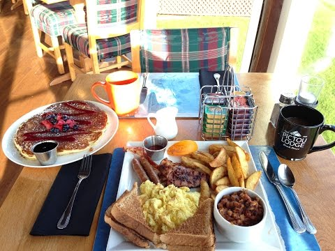 Pictou Lodge Best Breakfast Ever The Ship Builder Pictou County Nova.Scotia