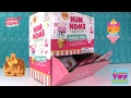 Num Noms Fashion Tags Series 1 & 2 Blind Bag Opening | PSToyReviews
