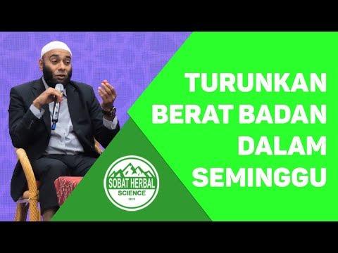 Dr Zaidul Akbar - Turunkan Berat Badan Dalam Seminggu