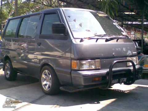 Nissan Vanette In Malaysia