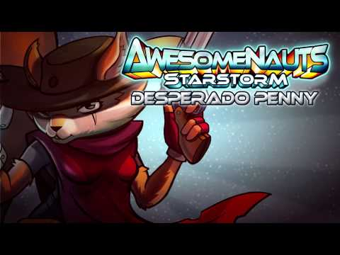 Awesomenauts  - Penny Fox's Theme [Looped]