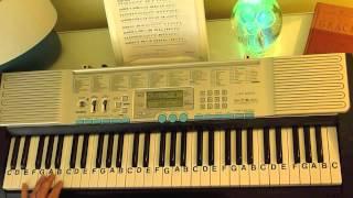 How to Play ~ Mockingbird ~ Eminem ~ LetterNotePlayer ©