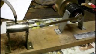 Machine à vapeur à tiroir