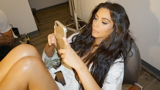 Kim Kardashian Breaks Social Media Silence Since Robbery Then Deletes New Photo