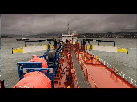 Response To Marine Oil Spills: At-sea Response
