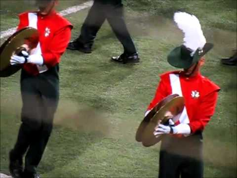 Cymbals Clash: Power, Precision, Grace and Style