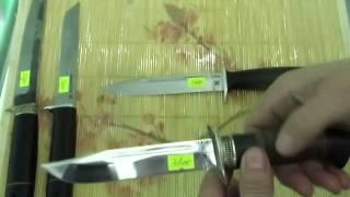 У Сан Сергеича. Ножи с выставки - 2