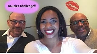 The Kalia Show - Couples Challenge ft. Rocky & Robert