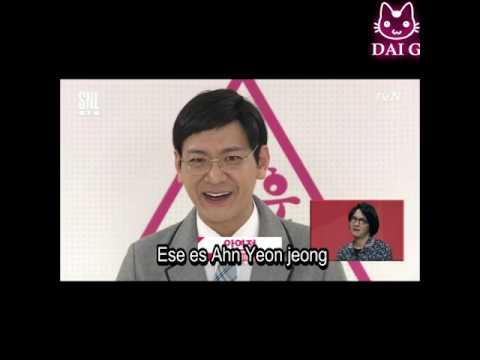 "SNL Korea 9 - Parodia ""Produce 101"" [1/2] [Sub español]"