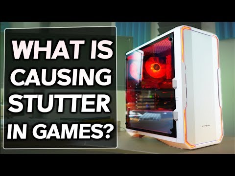 """What CAUSES STUTTERING...?! Ft. The BitFenix """"Say it"""" Enso"""
