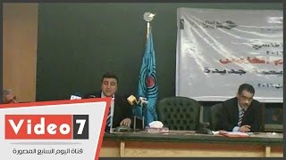"""بالفيديو.. ياسر عبد العزيز: """"الصحفيين"""" الحصن المنيع لكل الدعوات التى تستهدف صلاح الوطن"""