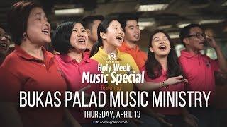[WATCH] Rappler Holy Week Music Special: Bukas Palad YouTube Videos