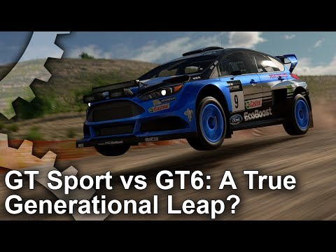 Gran Turismo Sport Beta vs GT6: A Generational Leap?