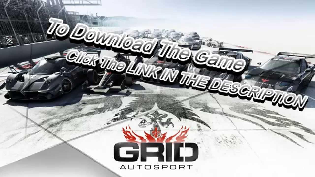GRID Autosport (2014) Highly Compressed 4GB