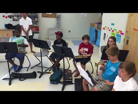 Homewood Middle School 8th Grade Band Video 2018