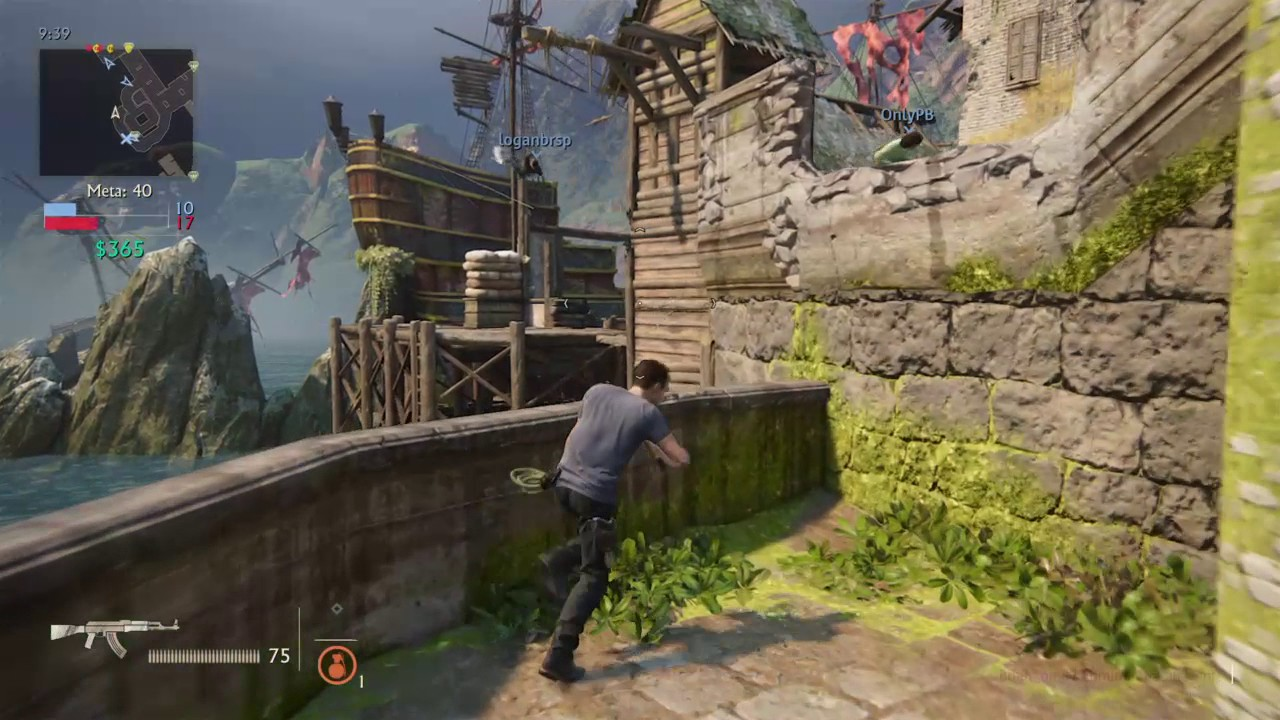 Uncharted 4 A Thief S End Xbox 360 Xbox One Ps3 Ps4 Youtube