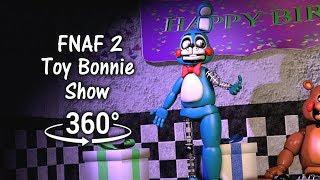 360°| Toy Bonnie testing show 1987 [FNAF/SFM] (VR Compatible)
