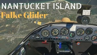X-Plane 11 VR - iBlueyonder's Nantucket in the New Falke Gilder by VSkylabs