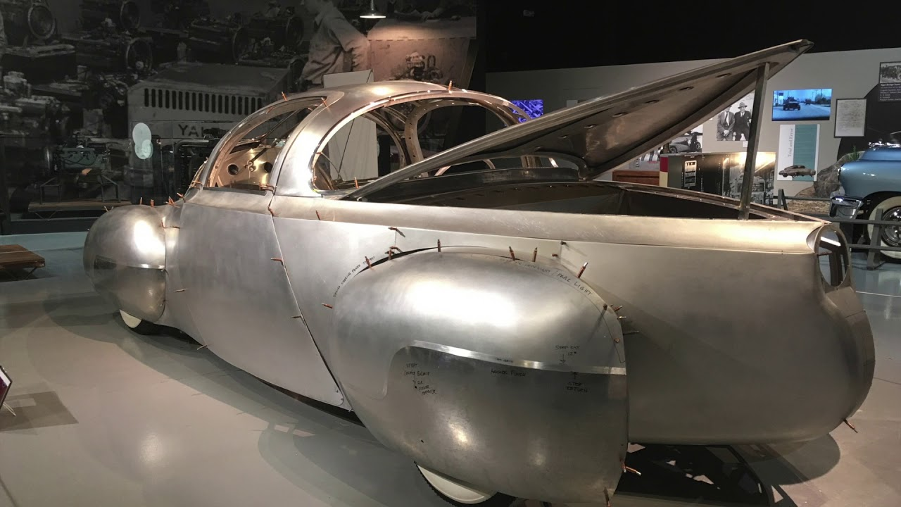 Tucker torpedo prototype