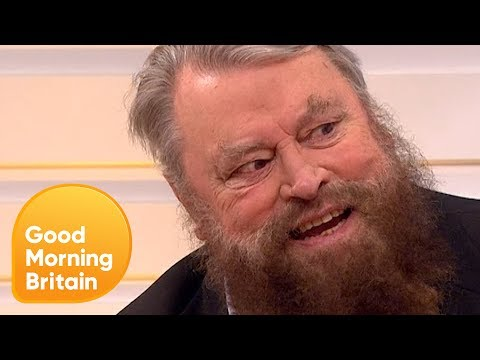 Brian Blessed Tells Incredible Story Behind His New Agatha Christie Play   Good Morning Britain