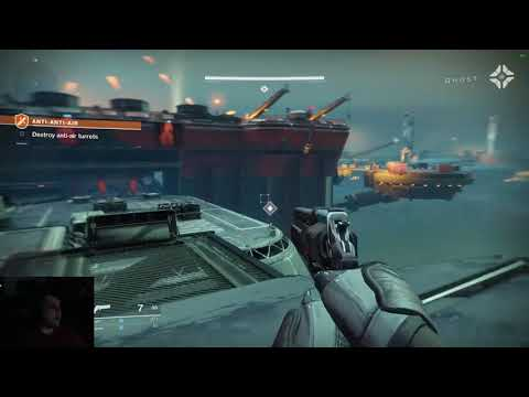 Destiny 2 - ANTI-ANTI-AIR Power Level 160 Adventure 1/3/18