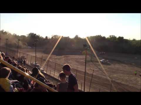 Butler Motor Speedway Street Stock Heat #1 7/9/16
