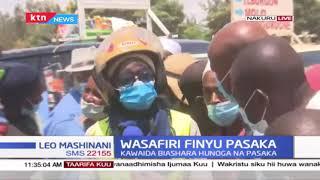 Wahudumu Katika Sekta Ya Uchukuzi Wa Umma Walalamika Ukosefu Wa Wasafiri Mjini Nakuru