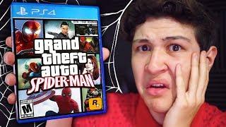 JUEGO al NUEVO GTA SPIDERMAN! Grand Theft Auto SA - GTA San Andreas Mods