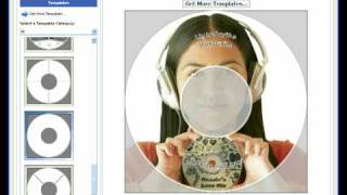 Using Lightscribe Software - Lightscribe Direct Disc Labeller