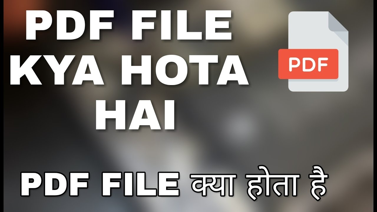 pdf viewer kya hai