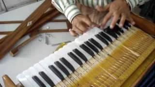 Harmonium Repaire- Noise in reed