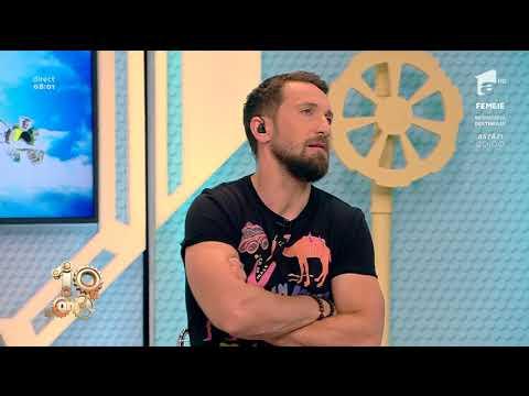 """Dani Oțil, supărat pe vremea de afară: """"Este ca și cum ai fi căsătorit cu Beyonce"""""""