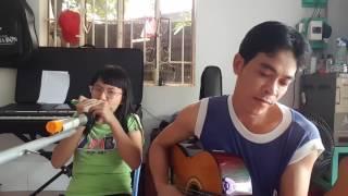 Bến Thượng Hải. Harmonica với Bé Mai Thy.(tặng Cô Lục Bình Tím)