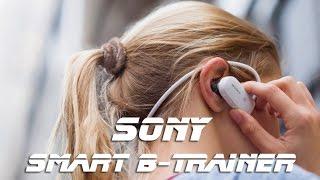 Sony Smart B-Trainer - плеер-наушники с GPS и пульсометром
