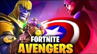 *NEW* FORTNITE AVENGERS ENDGAME EVENT LIVE!