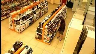 ► Эпиляция в супермаркете! Прикол с девушкой