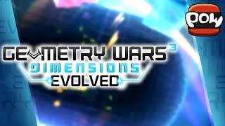 Geometry Wars 3 - POWplays Replay