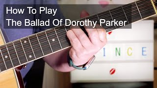 Watch Prince The Ballad Of Dorothy Parker video