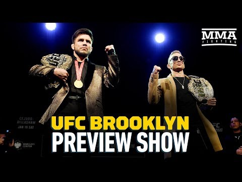 UFC Brooklyn Preview Show - MMA Fighting