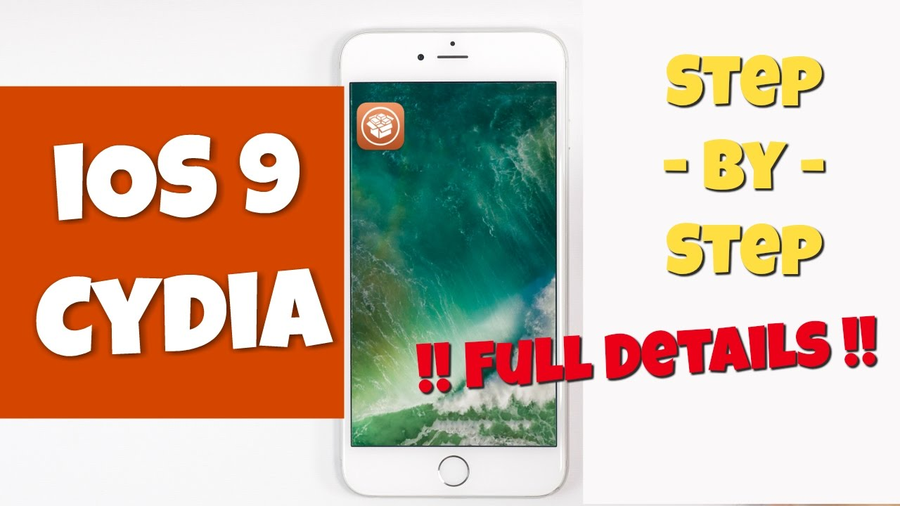 Download Cydia iOS 9 on iPhone 6 - How to Tutorial in 4K