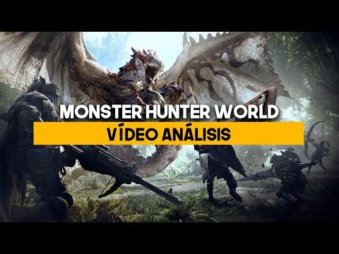 MONSTER HUNTER WORLD: ANÁLISIS del MEJOR de la SAGA thumbnail
