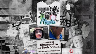 Hard Coffee and Donuts: Shungudzo & Berk Visual