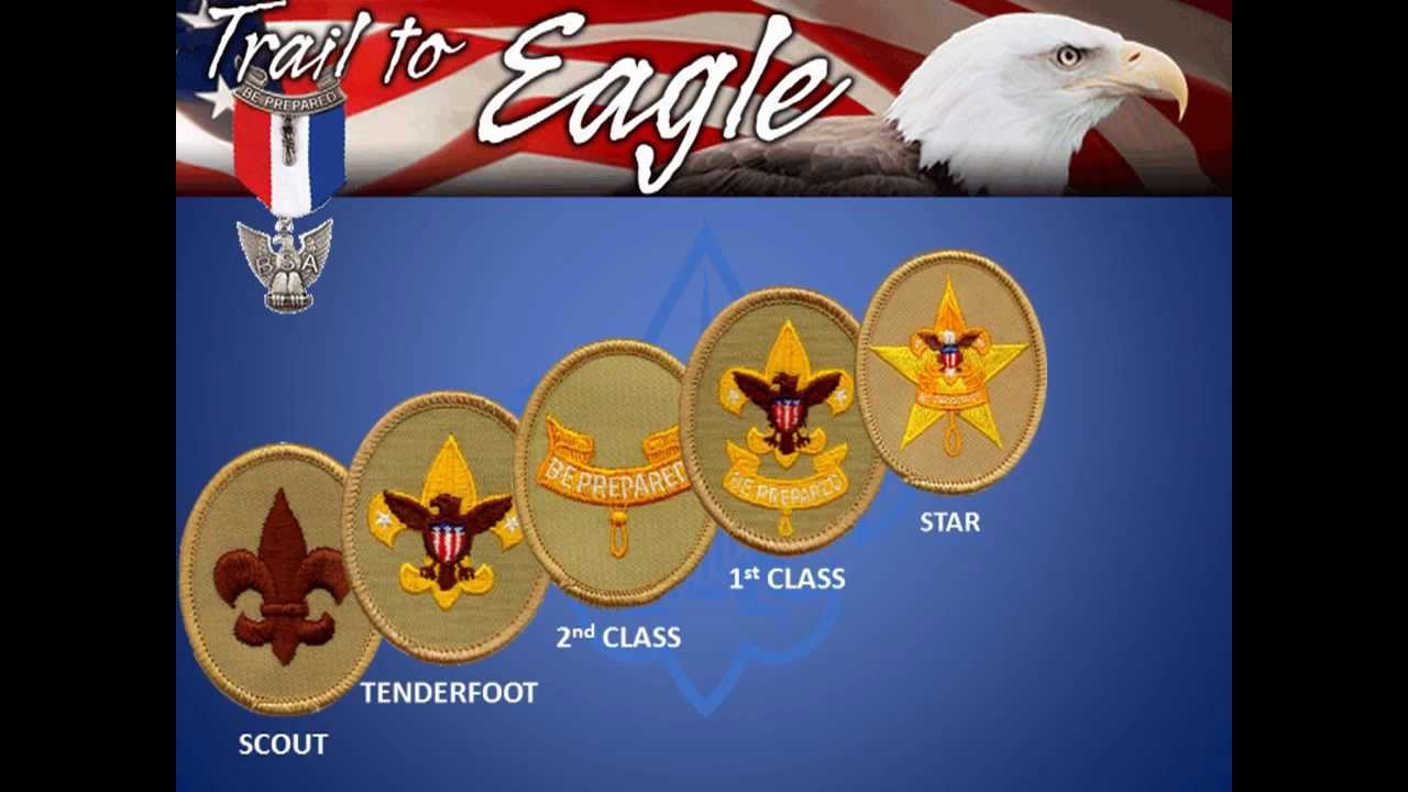 Eagle Scout Powerpoint Template